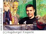 Augsburger Kasperle in Mainz: Der Kasperle und das Gespenst