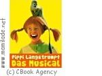 Pippi feiert Geburtstag - Musical