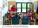 Kindergeburtstag Naturschutzinfohaus Boberger Niederung