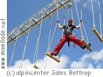 Hochseilklettergarten alpincenter Bottrop