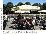 Café am Planschbecken