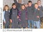 Kindergeburtstag im Moormuseum