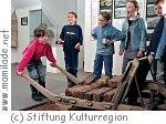 Torfmuseum im Schloss Landestrost