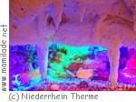 Salzgrotte in der Niederrhein-Therme