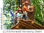Wiesbaden Kletterwald Neroberg