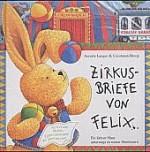 Buch Zirkusbriefe von Felix kl