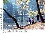 Bayreuth Tierpark Röhrensee