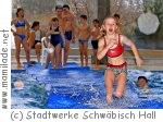 Schwäbisch Hall Schenkenseebad Kindergeburtstag