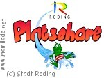Roding Freibad Platschare