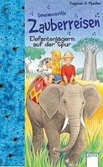 Buch Elefantenjägern auf der Spur kl