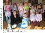 Bambini Events Motto Kindergeburtstag
