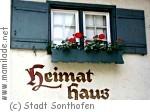 Sonthofen Heimathaus
