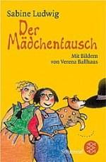 Buch Mädchentausch kl