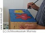Murnau Schlossmuseum Kindergeburtstag