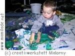 creativwerkstatt Malorny Kindergeburtstag