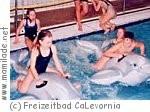 Kindergeburtstag im Freizeitbad CaLevornia