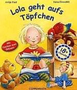 Kinderbuch Lola geht aufs Töpfchen kl