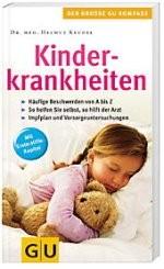 Kinderbuch - Kinderkrankheiten - GU Kompass