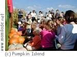 Kindergeburtstag auf Pumpking Island