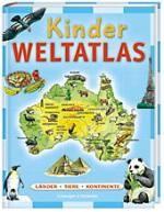 Buch: Kinder Weltatlas