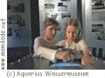 Kindergeburtstag im Wassermuseum Aquarius