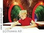 Kindergeburtstag in der Unterwasserstation Oceanis