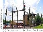 Hochseilgarten Schloß Dankern