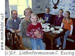 Kindergeburtstag im Deutschen Sielhafenmuseum