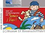 Kindergeburtstag im Museum der Deutschen Binnenschifffahrt