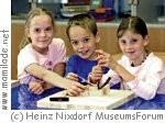 Kindergeburtstag im Heinz Nixdorf MuseumsForum