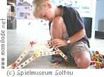 """Spielmuseum Soltau """"Schauplatz Bauplatz"""""""