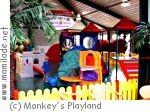 Kindergeburtstag im Monkey´s Playland
