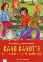 Kinderbuch: Karo karotte