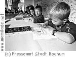 Kindergeburtstag im Kunstmuseum Bochum