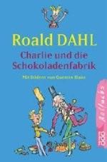 Kinderbuch: Charlie und die Schokoladenfabrik kl