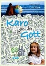 Kinderbuch: Karo und der Liebe Gott kl