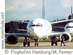 Flughafen Hamburg ü
