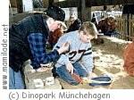 Dinosaurierpark Münchehagen Kindergeburtstag  ü