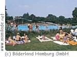 Freibad Osdorfer Born  in Hamburg