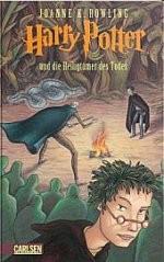 Kinderbuch: Harry Potter u. d. Heiligtümer d. Todes - Bd. 7ü