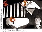 Fundus Theater in Hamburg:  Onetwothree 1 2 3