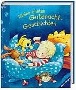 Kinderbuch: Meine ersten Gutenacht-Geschichten ü
