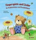 Kinderbuch: Fingerspiele und Lieder ü