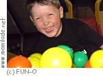Kindergeburtstag im Fun-O Indoorspielplatz in Owschlag