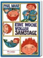 Kinderbuch: Eine Woche voller Samstage ü