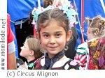 Kindergeburtstag im Circus Mignon in Hamburg
