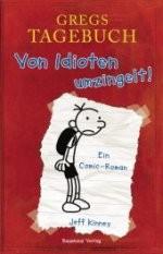 Kinderbuch: Gregs Tagebuch - Von Idioten umzingelt! kl