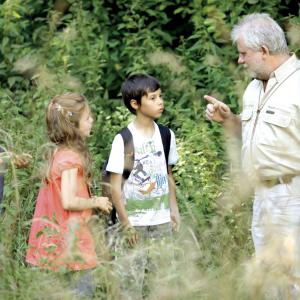 Ranger mit Kindern im Müritz-Nationalpark, Copyright: TMV/H2F