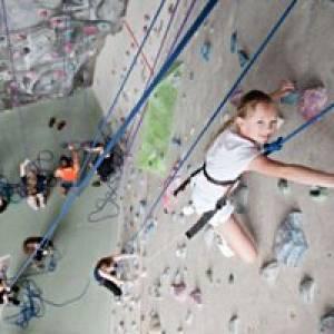 Kletter-Halle Tivoli Aachen