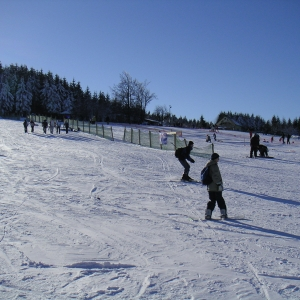 Skiarena Altenberg im Osterzgebirge